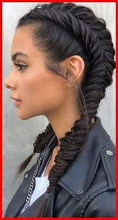 What Hairstyle Suits You? #Hairstyle #Hairstylesbraided # Regarding 2020 Double Braided Single Fishtail Braid Hairstyles (View 14 of 25)