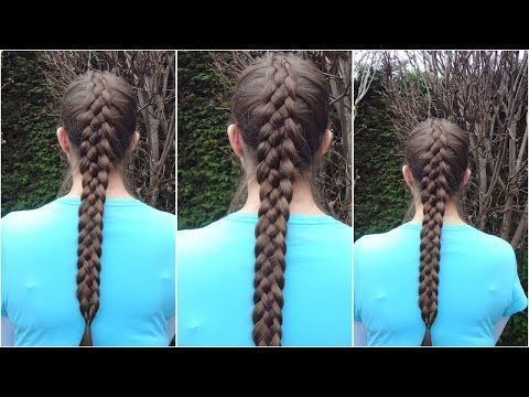 Wonderful Free Of Charge In This Tutorial I Will Teach You In Newest Five Dutch Braid Ponytail Hairstyles (View 6 of 25)