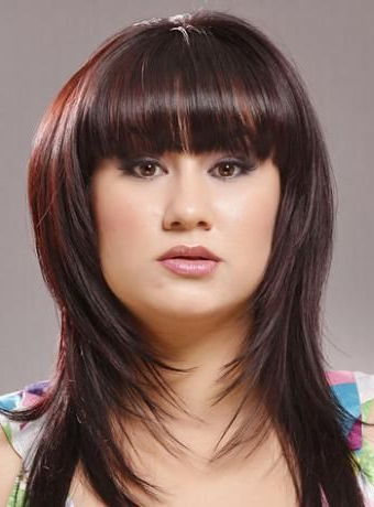 10 Best Face Framing Fringe Images On Pinterest | Hair Cut Regarding Lob Hairstyles With A Face Framing Fringe (View 9 of 25)