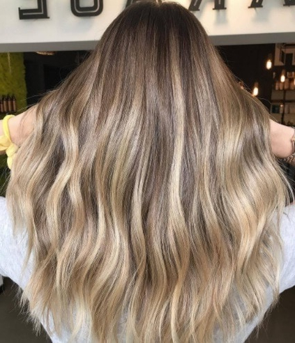 13 Dark Blonde Hair Colour Ideas That'Ll Take Your Breath Pertaining To Natural Looking Dark Blonde Balayage Hairstyles (View 4 of 25)