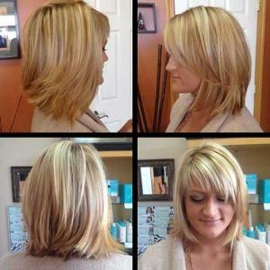 15 Balayage Bob Haircuts   Bob Hairstyles 2018 – Short Inside Blunt Cut Blonde Balayage Bob Hairstyles (View 22 of 25)