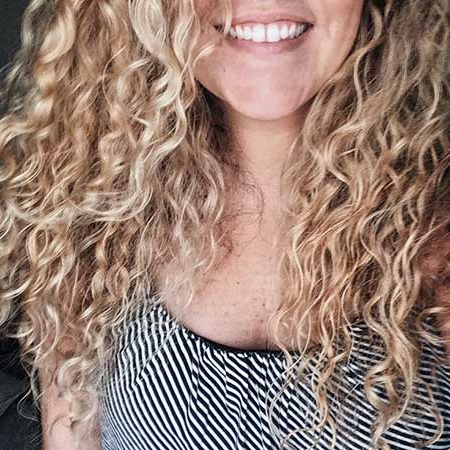 15 Best Balayage Blonde Curly Hairstyles   Hairstyles And With Blonde Balayage On Short Dark Hairstyles (View 25 of 25)