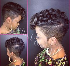 15 Fantastic Mohawk Hairstyles – Pretty Designs Pertaining To Recent Coral Mohawk Hairstyles With Undercut Design (View 6 of 25)