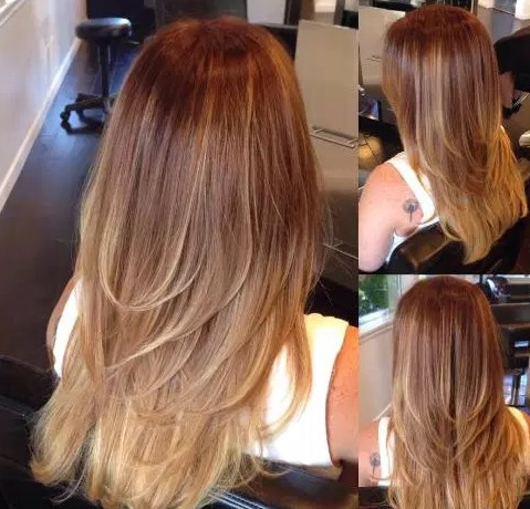 15 Hairstyles For Long Thin Hair – The Hair Stylish 15 Intended For Side Swept Face Framing Layers Hairstyles (View 25 of 25)