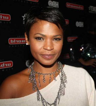 15+ Nia Long Pixie Cuts | Hairstyles And Haircuts | Lovely With Sexy Long Pixie Hairstyles With Babylights (View 22 of 25)