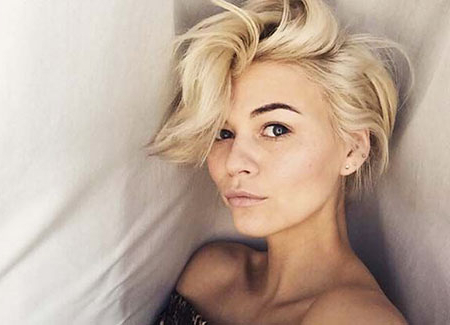 17 Best Messy Pixie Haircuts | Pixie Cuts Within Sexy Long Pixie Hairstyles With Babylights (View 15 of 25)