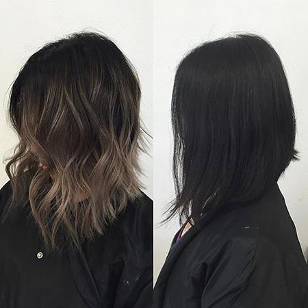 18 Nice Balayage Short Hairstyles – Hair Colour Style In Short Bob Hairstyles With Balayage Ombre (View 19 of 25)