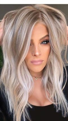1938 Best Blonde Hair Inspo ? Images In 2020   Hair Intended For Blonde Balayage Hairstyles On Short Hair (View 16 of 25)