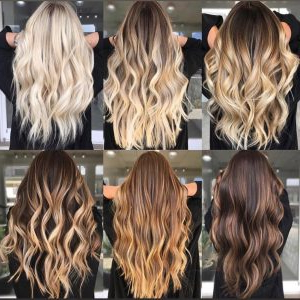 20 Balayage Brown To Blonde Long Hairstyles – Hair Colour Regarding Long Pixie Hairstyles With Dramatic Blonde Balayage (View 15 of 25)