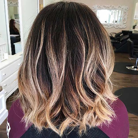 20 Balayage Ombre Short Hair With Regard To Short Brown Balayage Hairstyles (View 2 of 25)