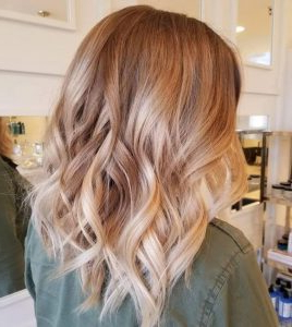 20 Different Shades Of Strawberry Blonde Hair Pertaining To Strawberry Blonde Balayage Hairstyles (View 20 of 25)