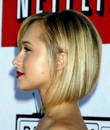 20 Graduated Bob Haircuts Throughout Graduated Bob Hairstyles With Face Framing Layers (View 7 of 25)