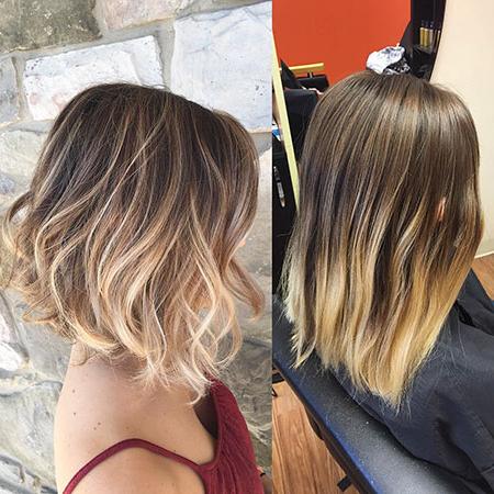 20 Short Dark Brown Hairstyles In Short Brown Balayage Hairstyles (View 23 of 25)