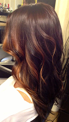 2015 Hair Color Trends Guide   Simply Organic Beauty In Short Brown Hairstyles With Subtle Highlights (View 4 of 25)