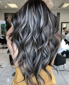 23 Best Dark Blonde Ombre Ideas | Hair Styles, Balayage Regarding Black Hairstyles With Brown Highlights (View 14 of 25)