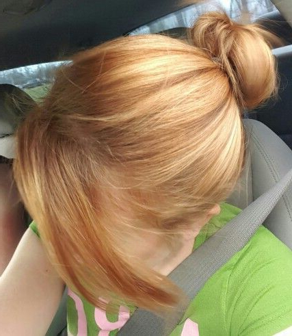 23+ Best Strawberry Blonde Hair Color Ideas | Strawberry For Strawberry Blonde Balayage Hairstyles (View 9 of 25)