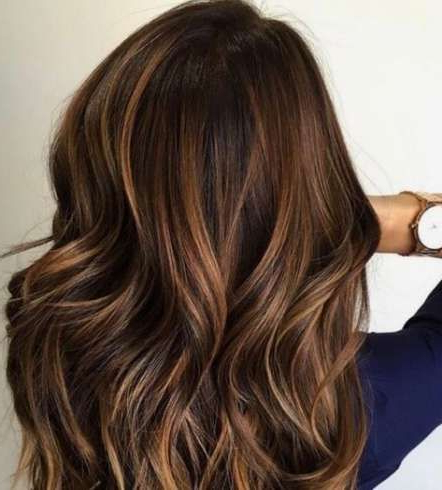Featured Photo of Subtle Balayage Highlights For Short Hairstyles