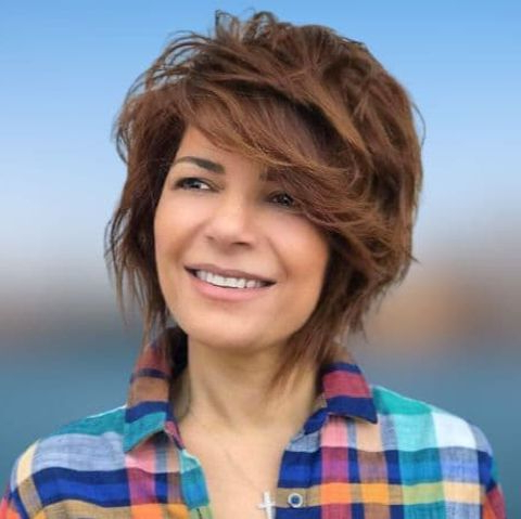 25 Best Short Hairstyles For Women In 2021 2022 Inside Bronde Balayage For Short Layered Haircuts (View 24 of 25)