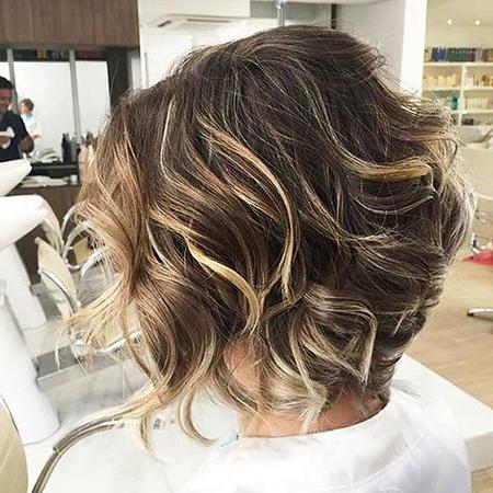 25 Nice Balayage Short Hair Regarding Brown Blonde Balayage Hairstyles (View 11 of 25)