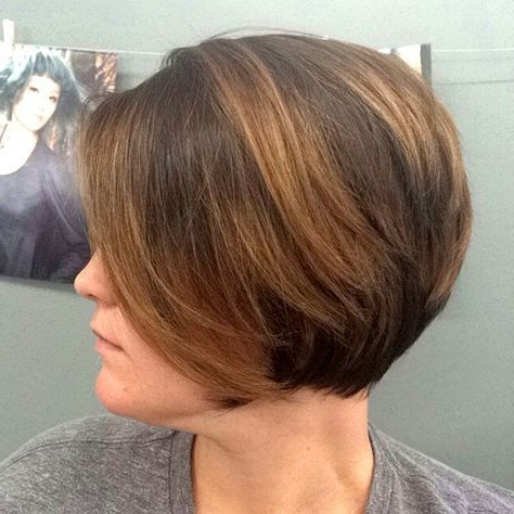25 Trendy Balayage Hairstyles For Short Hair 2020 | Short Inside Bronde Balayage For Short Layered Haircuts (View 9 of 25)