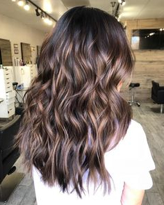 27 Best Dark Brown Hair With Highlights And Lowlights Within Brown Blonde Sweeps Of Color Hairstyles (View 11 of 25)