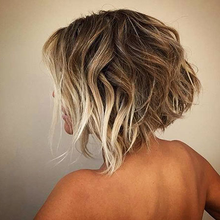 28 Bob Haircuts With Highlights 2017   Bob Haircut And Within Short Brown Hairstyles With Subtle Highlights (View 17 of 25)