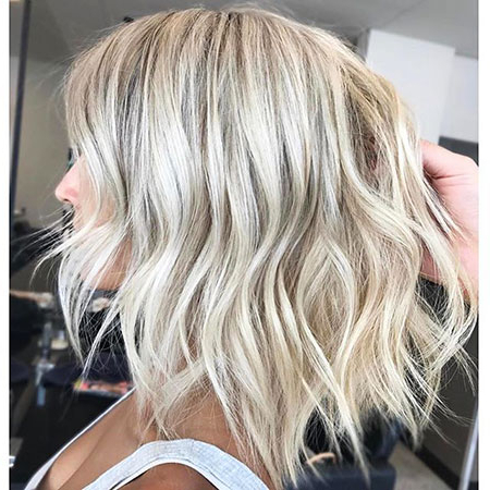 28 Platinum Blonde Hair Color – Blonde Hairstyles 2020 Throughout Long Pixie Hairstyles With Dramatic Blonde Balayage (View 2 of 25)