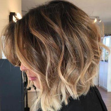 30 Fabulous Balayage Bob Hairstyles In 2021 2022 – Hairstyles In Cinnamon Balayage Bob Hairstyles (View 20 of 25)
