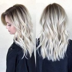 34 Best Blonde Root Stretch Inspo Images | Haircolor, Hair For Dimensional Dark Roots To Red Ends Balayage Hairstyles (View 17 of 25)