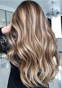 35 Different Shades Of Blonde Hair With Regard To Blonde Balayage Hairstyles (View 16 of 25)