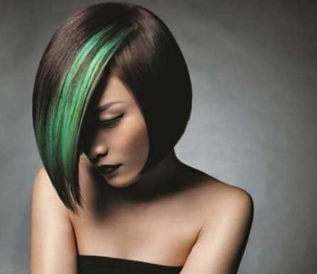 35 Short Hair Color Ideas With Short Hairstyles With Delicious Brown Coloring (View 22 of 25)