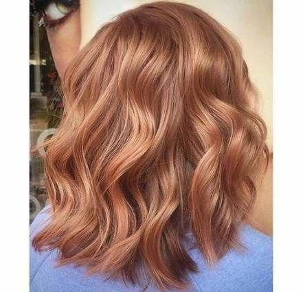 38+ Ideas Hair Color Ombre Ginger Strawberry Blonde For Within Marsala To Strawberry Blonde Ombre Hairstyles (View 2 of 25)
