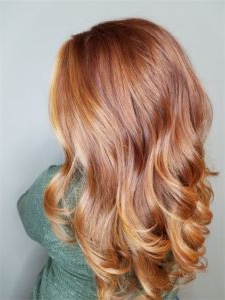 40 Awesome Balayage Red Hair Ideas With Regard To Bright Red Balayage On Short Hairstyles (View 10 of 25)