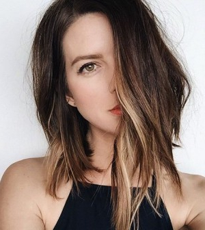 40 Short Ombre Hair Ideas | Hairstyles Update Regarding Short Bob Hairstyles With Balayage Ombre (View 25 of 25)