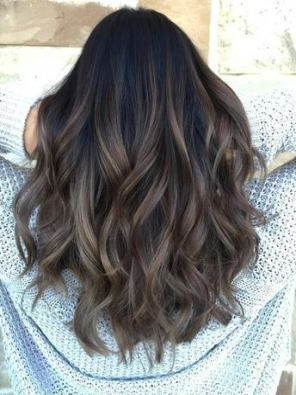 42+ Ideas Nails Fall Short Natural For 2019 | Hair Styles Pertaining To Warm Balayage On Short Angled Haircuts (View 25 of 25)