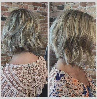 45 Beach Blonde Hairstyles You Can Try All Year Round Inside Blonde Balayage Hairstyles On Short Hair (View 23 of 25)