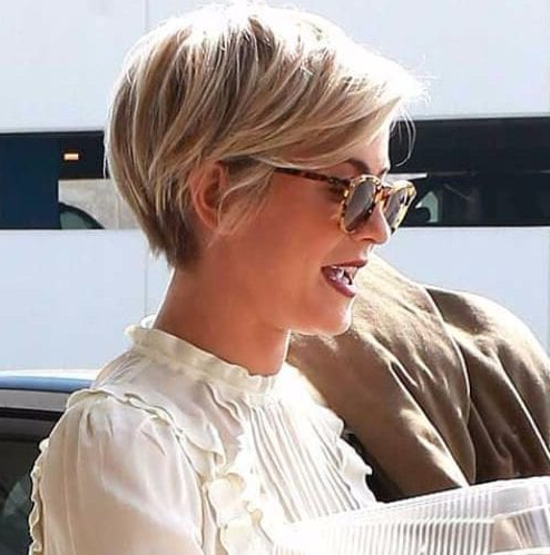 55 Adorable Ways To Sport A Long Pixie Cut – My New Hairstyles Pertaining To Sexy Long Pixie Hairstyles With Babylights (View 8 of 25)