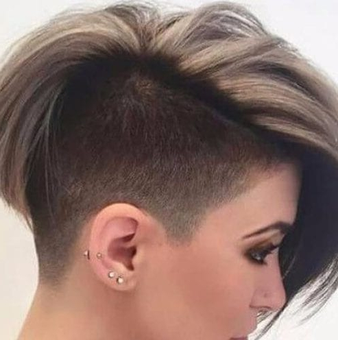 55 Adorable Ways To Sport A Long Pixie Cut – My New Hairstyles Within Sexy Long Pixie Hairstyles With Babylights (View 9 of 25)