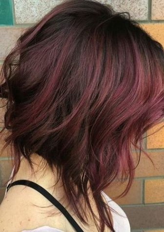 60 Beautiful And Convenient Medium Bob Hairstyles | Cabelo With Regard To Marsala To Strawberry Blonde Ombre Hairstyles (View 13 of 25)