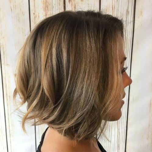 60 Beautiful And Convenient Medium Bob Hairstyles | Medium With Shaggy Bob Hairstyles With Face Framing Highlights (View 7 of 25)
