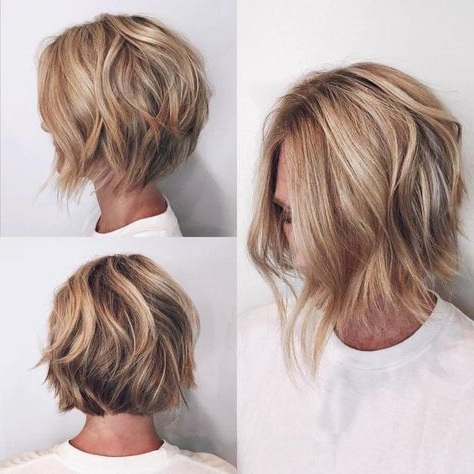 Featured Photo of Layered Dimensional Hairstyles