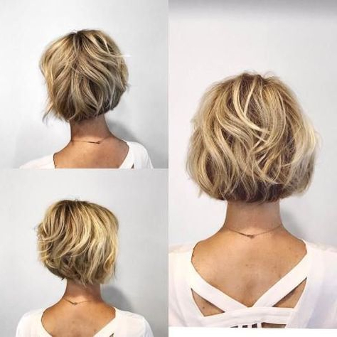 60 Trendy Layered Bob Hairstyles You Can'T Miss | Layered In Layered Dimensional Hairstyles (View 2 of 25)