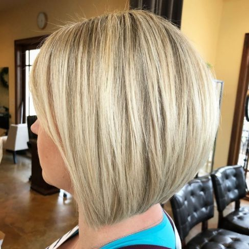 60 Trendy Layered Bob Hairstyles You Can'T Miss   Layered Within Cinnamon Balayage Bob Hairstyles (View 14 of 25)
