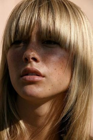 60S Search On Indulgy | Long Hair Styles, Cool Throughout Blunt Bob Hairstyles With Face Framing Bangs (View 2 of 25)