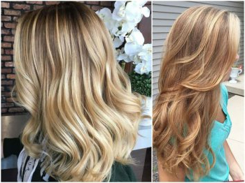 64 Stylish Dark And Light Blonde Balayage Looks Pertaining To Blonde Balayage On Short Dark Hairstyles (View 6 of 25)