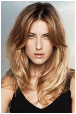 7 Best Hair Color Trend In Pakistan 2020 Intended For Brown Blonde Sweeps Of Color Hairstyles (View 8 of 25)