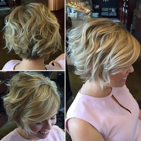 70 Cute And Easy To Style Short Layered Hairstyles | Short Pertaining To Layered Dimensional Hairstyles (View 5 of 25)