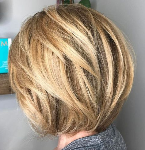 70 Cute And Easy To Style Short Layered Hairstyles | Short With Regard To Layered Dimensional Hairstyles (View 3 of 25)