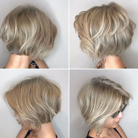 70 Cute And Easy To Style Short Layered Hairstyles (With Throughout Layered Dimensional Hairstyles (View 20 of 25)
