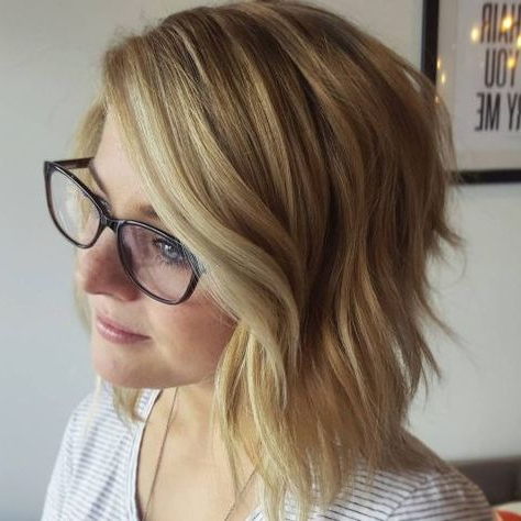 70 Winning Looks With Bob Haircuts For Fine Hair Regarding Graduated Bob Hairstyles With Face Framing Layers (View 18 of 25)